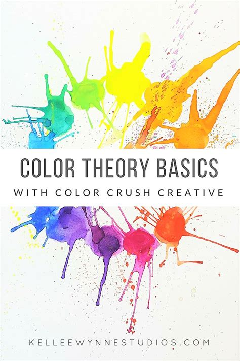 color theory basics 1135 best abstract art landscapes images on pinterest