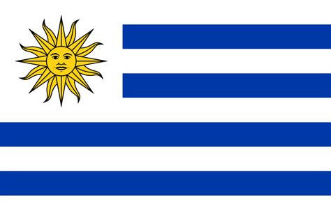Flags Of The World Uruguay | map project thinglink