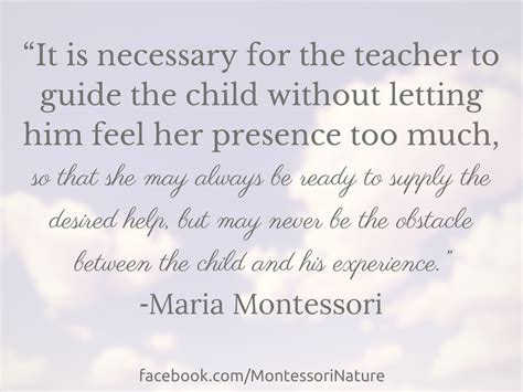 thank you letter to montessori quotes of montessori inspiration for teachers and
