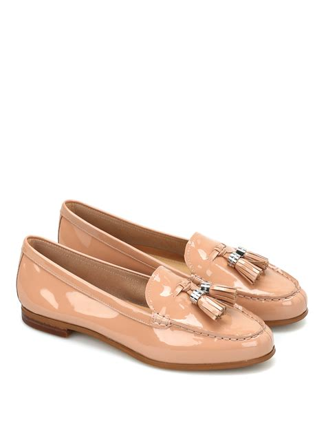 michael kors patent leather loafers callahan patent leather loafers by michael kors loafers