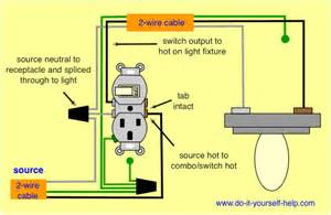 combination switch receptacle wiring diagram wiring diagram combo switch wiring