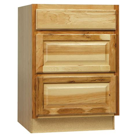 24 Base Cabinet With Drawers by Continental Cabinets Cbkdb24 Nhk 24 In Drawer Base Cabinet