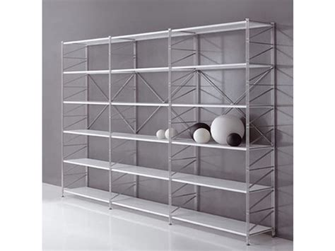 libreria design outlet libreria in stile design caimi in metallo offerta outlet