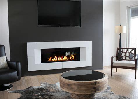 Concrete Fireplace Surrounds   Contemporary   Living Room