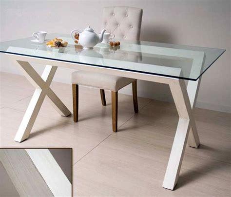 decoracion comedor mesa de vidrio mesa vidrio buscar con google b mueblerio mesas