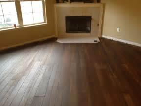 kitchen concrete floor that looks like wood harmon concrete