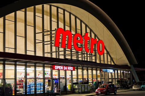 stores canada metro to test grocery shopping in later this