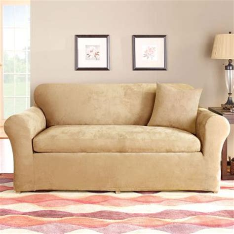 3 piece slipcover for loveseat 3 piece loveseat slipcover home furniture design