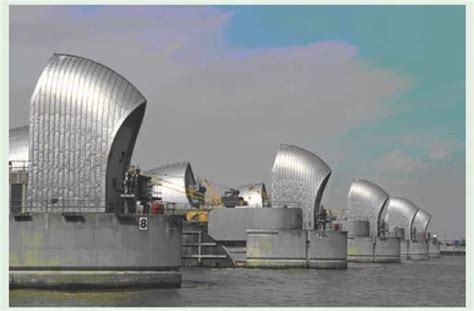 thames barrier and climate change risk management as a framework for adaptation and