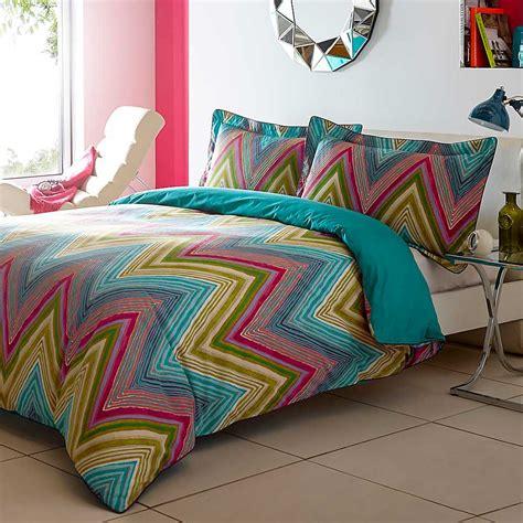 scion bed linen scion groove bedlinen kaleidoscope