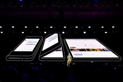 Samsung Infinity Samsung Infinity Flex Display Uncrate