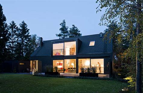swedish house plans swedish combination of traditional elements and modern
