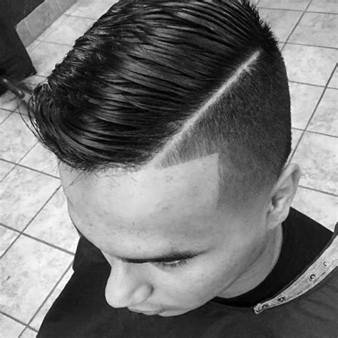 Modern Comb Hairstyle by Comb Haircut For 40 Classic Masculine Hairstyles