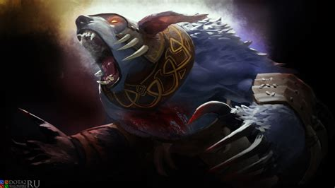 dota 2 big wallpaper dota2 ursa hd desktop wallpapers