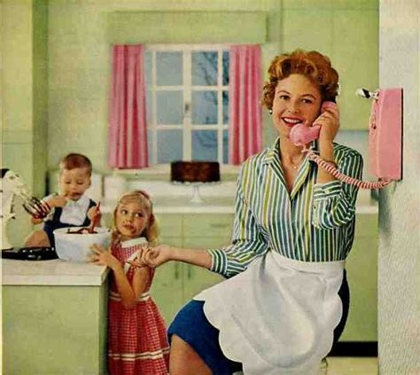 50s housewife women quotes 1950s housewife quotesgram