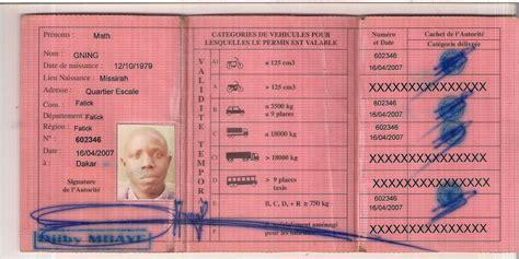 vente de permis de conduire le directeur des transports
