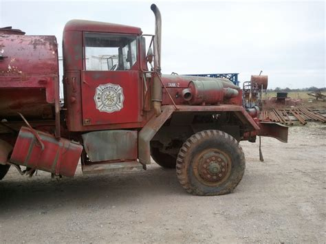 jeep kaiser 6x6 no99 m52a2 kaiser jeep tractor