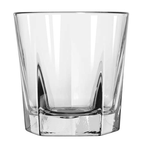 double old fashioned glass inverness libbey glass