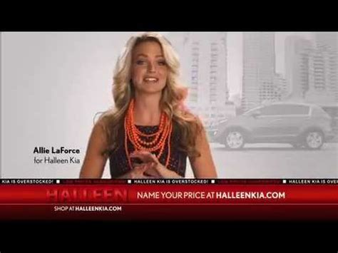 Hallen Kia halleen kia commercial october 2014
