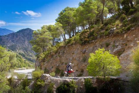 Motorrad Winter Spanien by Winter Enduro Reise In Spanien Auf Der Enduro Andalusien