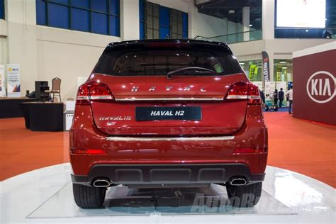 haval   turbo previewed  malaysia priced