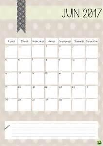 Calendrier 2017 Janvier à Juin Calendrier 2017 Gratuit 224 Imprimer Nouvelle Version