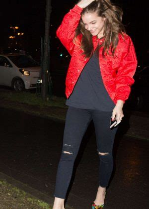Barbara Ripped barbara palvin in ripped out in