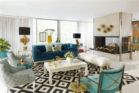 jonathan adler living room 10 cheerful winter living rooms by jonathan adler