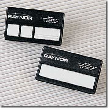 Raynor Garage Door Opener Raynor Garage Door Opener Features Transmitter