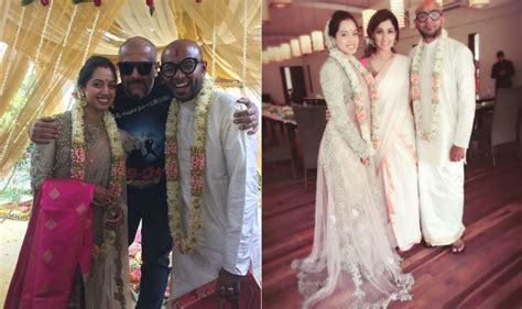 wedding new 3 benny dayal marries catherine thangam all you need to