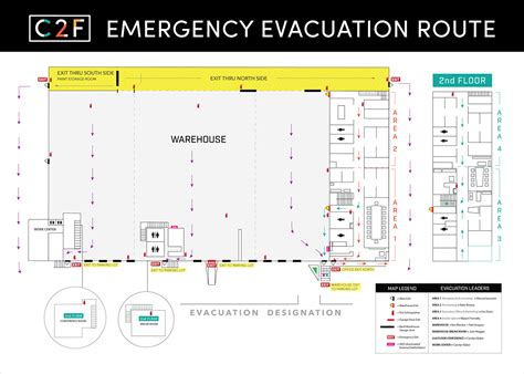 www todaysbestmansionsforsale office evacuation maps evacsigns safety planning