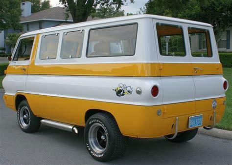 vintage dodge vans for sale 1969 dodge a 100 sportsman for sale