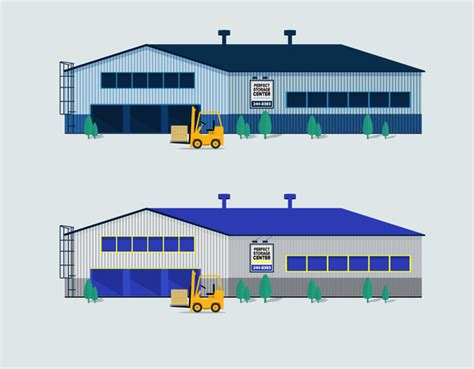 Gambar Layout Warehouse | gambar animasi warehouse rk rse 187 designtube creative