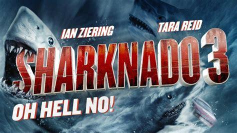 watch online sharknado 3 oh hell no 2015 full hd movie trailer sharknado 3 oh hell no 2015 movie review youtube