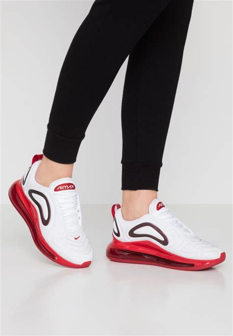 sneaker nike damen air max  se whitehyper crimson