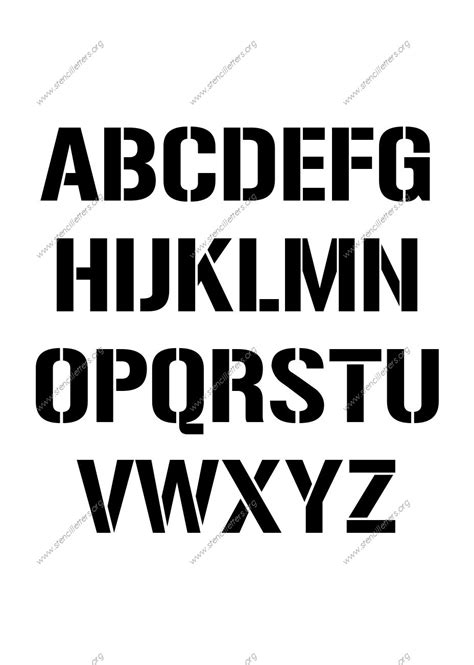printable fonts for posters printable letter stencils for posters sports college