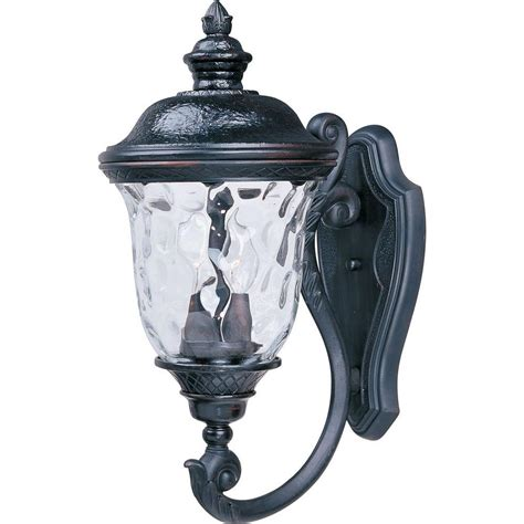 home depot carriage lights maxim lighting orleans outdoor wall mount 30494asoi the