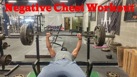 bench press negatives insane chest workout how to use negatives when doing