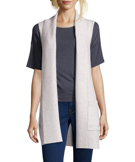 Skl2 39 S Sleeveless Cardigan hayden grey sleeveless sweater vest bluefly