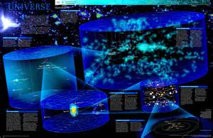 map of the known universe national geographic www
