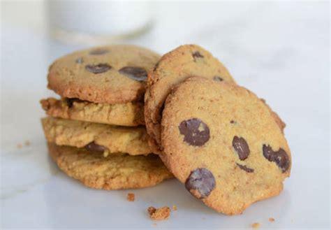Elanas Pantry Cookies by Crispy Chocolate Chip Cookies Elana S Pantry