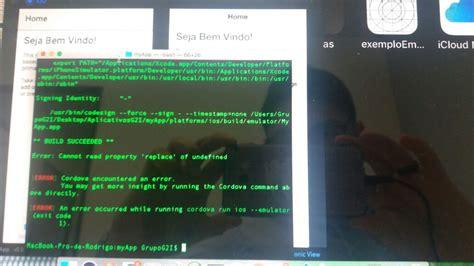 ionic tutorial em portugues app como fa 231 o para rodar aplicativo ionic 3 no emulador