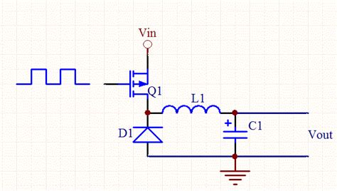 buck converter inductor equation buck switching converter design equations