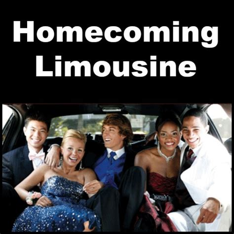 limo for homecoming homecoming limousine service by dj limousines anywhere in