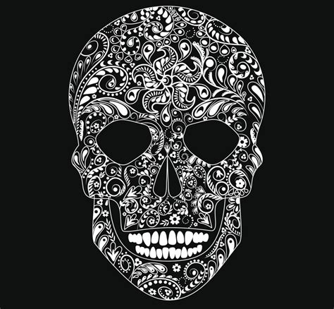 epic tribal skull tattoos that will leave you awestruck