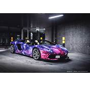 Galaxy Lamborghini Aventador Roadster Pic5  SSsupersports