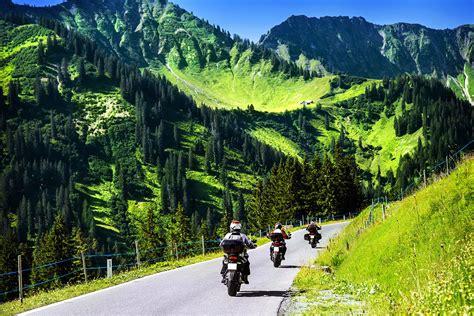 Motorradtour Oesterreich by Motorradurlaub In 214 Sterreich Landhotels At