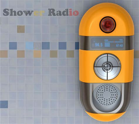 Bathroom Shower Radio Digital Shower Radio Review