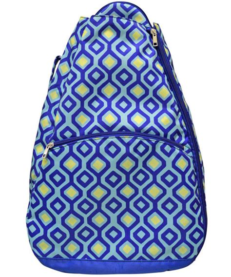 all for color tennis bags all for color center court backpack bag tcav7307