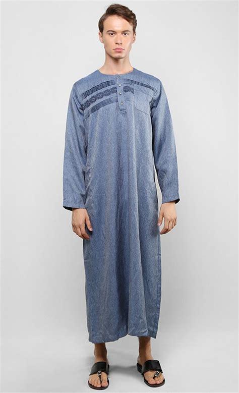desain baju nikah lelaki terkini raya 2015 fesyen baju melayu jubah lelaki terkini